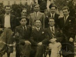 Group of scholars of Lviv Polytechnic