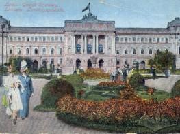 Galician Seym Building