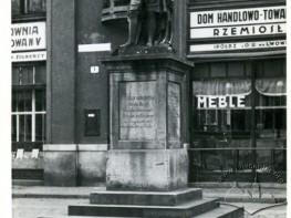 Pomnik hetmana Stanisława Jabłonowskiego