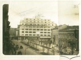 Jonasz Sprecher's Skyscraper - 7 Shevchenka Avenue