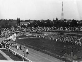 Festival at Dynamo Stadium
