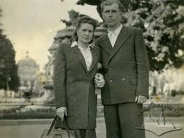Портрет перед пам'ятником Яну Собеському