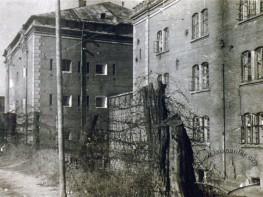 Колишня в'язниця концттабору на Цитаделі