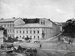 Former Akademicki Square