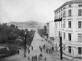 Вулиця Крушельницької