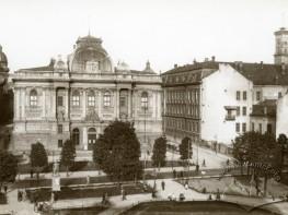 Pomnik Stanisława Jabłonowskiego na Prospekcie Swobody