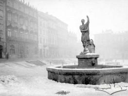 Rynok Square (second half of the 1940s)