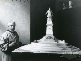 Monument to Franciszek Smolka
