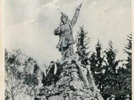 Monument to Bartosz Głowacki