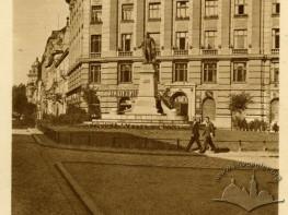 P. Hryhorenka square