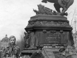 Pomnik króla Jana III Sobieskiego