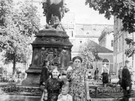 Пам'ятник королю Яну ІІІ Собєському