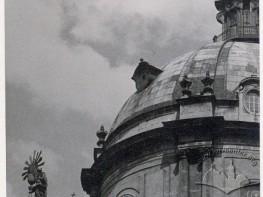 Купол церкви Пресвятої Євхаристії