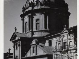 Домініканський костел та Королівський арсенал