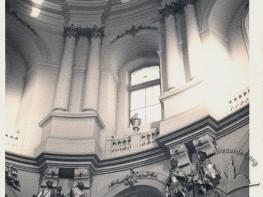 Інтер'єр церкви Пресвятої Євхаристії