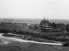 St. Nicolas wooden church from Turkivskyi county in Kaizervald