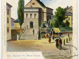 Kościół Niepokalanego Poczęcia Marii Śnieżnej