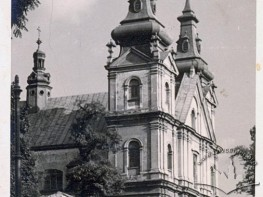 Archangel Michael cathedral (St. Michael church now)