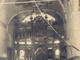 St. Onufri church interior