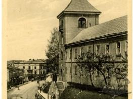 Basilian monastery at B. Khmelnytskoho street