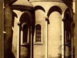 View of Armenian church