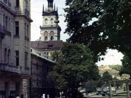 Перспектива вулиці Підвальної