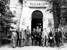 Entrance to the Racławicka Panorama Building
