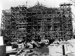 Спорудження міського театру