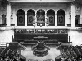 Assembly hall of Ivan Franko University