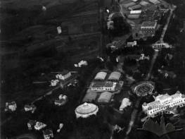 Aerial Photography of Stryisky Park