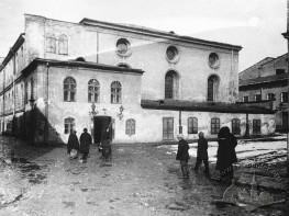 Велика передміська синагога на вулиці Божничій
