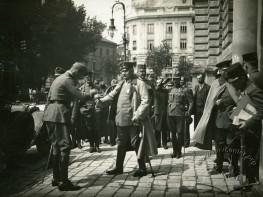 Field marshal Hindenburg in Lviv