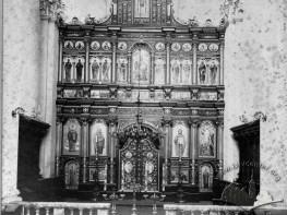 Іконостас Преображенської церкви