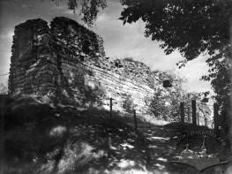 Руїни Казимирівського замку на Замковій горі