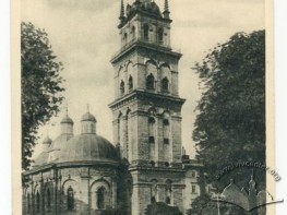 Успенська церква та вежа Корнякта