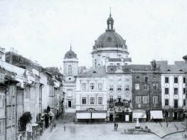 Part of Rynok Square