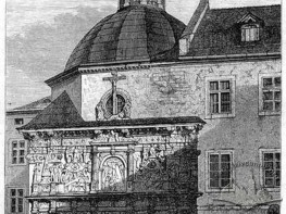 The chapel of Boim's family