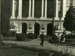 Park named after Ivan Franko