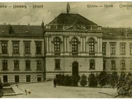 Main building of the Danylo Halytskyi National Medical University