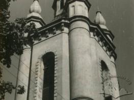 Armenian church tower