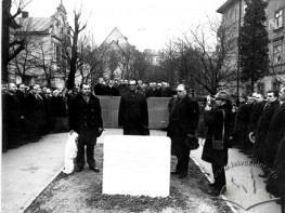 Закладення пам'ятника Івану Федорову