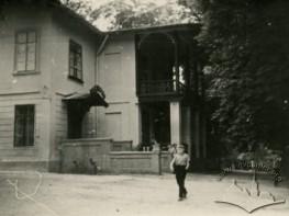 Ресторан в парку ім. І. Франка