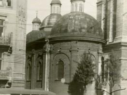 Вид Успенської церкви