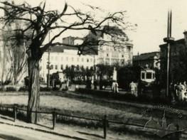 Площа Возз'єднання, тепер пл. Соборна